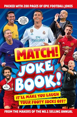 Book cover for Match! Joke Book